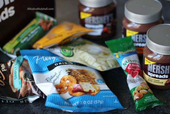 Hershey's Spreads Pairing Ideas