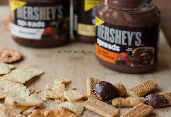 Hershey's Spreads pairing_ideas