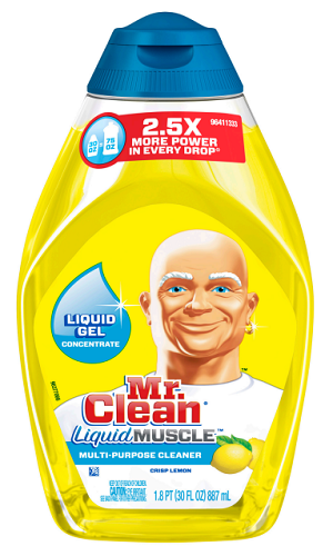 Mr. Clean Lemon Liquid Muscle