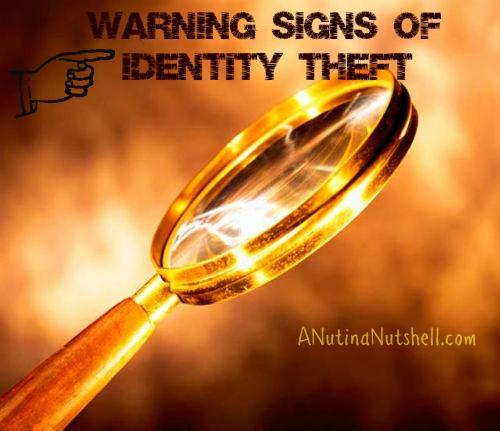 Warning Signs_Identity Theft