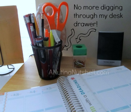 office supplies - Dollar Tree
