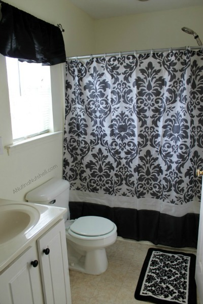 Family Dollar Bathroom Makeover 1
