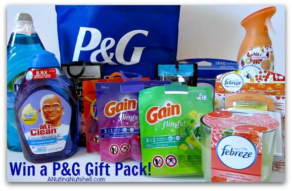 Procter Gamble gift pack