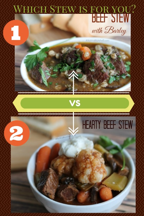 Which Stew Is For You Recipe Rehab