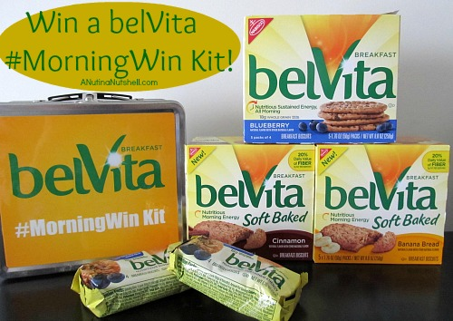 belVita morning win kit