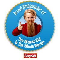 Campbell Soup Wisest Kid Ambassador