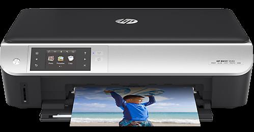 HP Envy 5530 e-All-in-One-printer