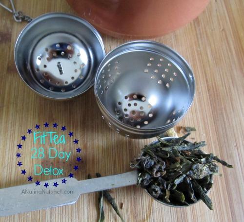 FitTea 28 day detox tea