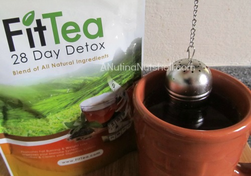 FitTea-hot tea