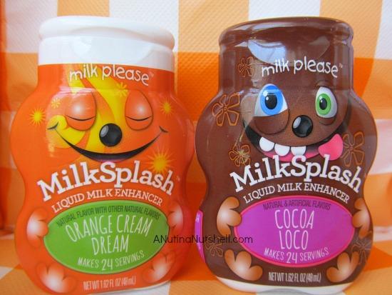 MilkSplash liquid milk enhancer