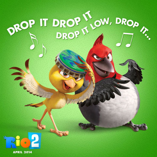 Rio 2 - Drop Drop It Drop It Low