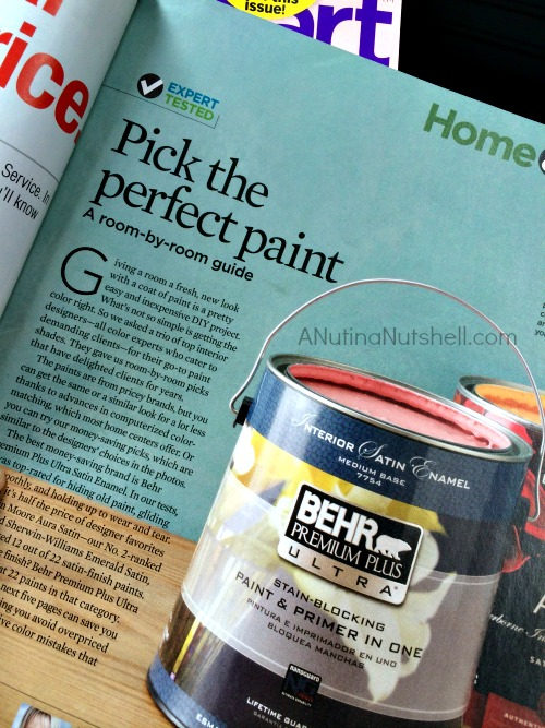 ShopSmart how to pick the perfect paint