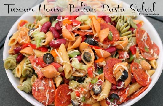 Tuscan House Italian Pasta Salad - recipe