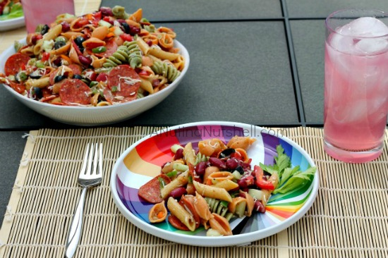 Tuscan_House_Italian pasta salad recipe