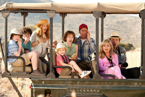 BLENDED - movie still