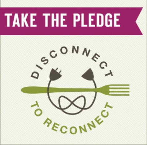 Disconnect 2 Reconnect pledge