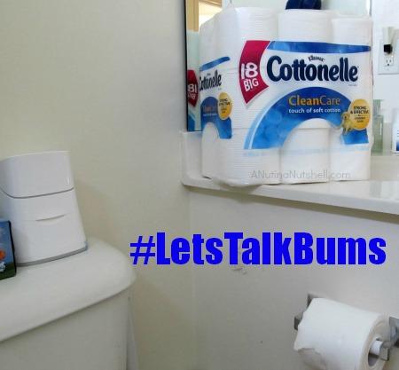 #LetsTalkBums
