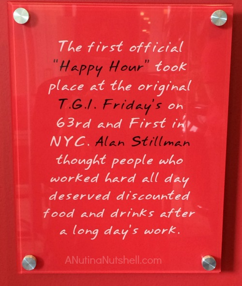 TGI Fridays invented Happy Hour