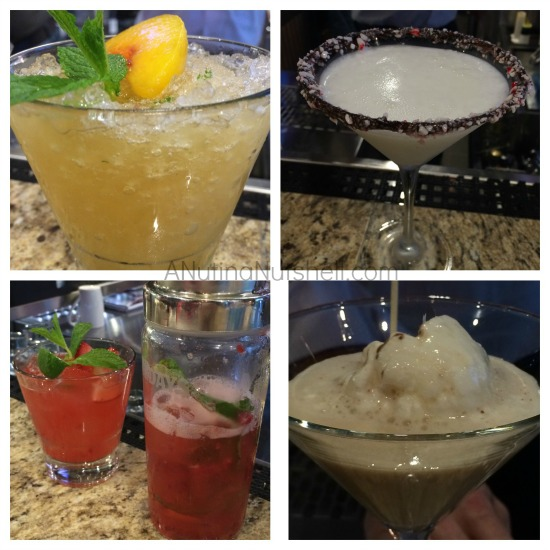 TGI Fridays new handcrafted cocktails
