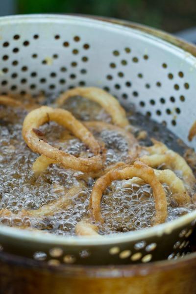 Vidalia Onion - onion rings