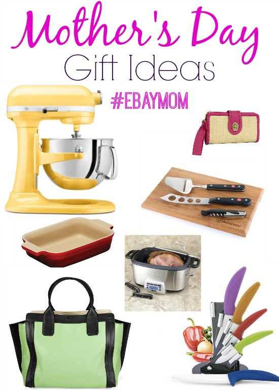#eBayMom Mother's Day Gift Ideas