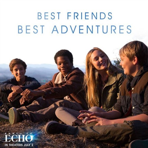 Earth To Echo movie promo