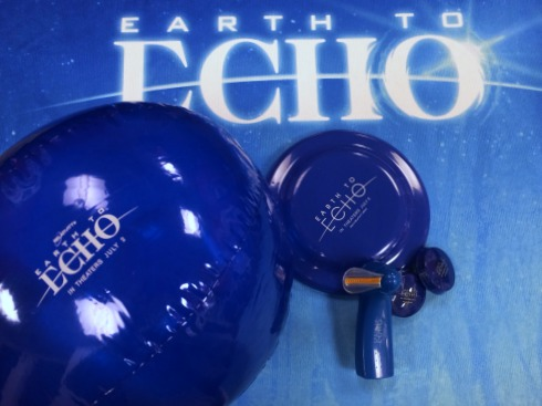 #EarthToEcho prize pack