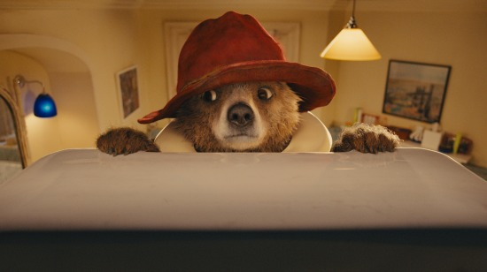 Paddington movie screenshot