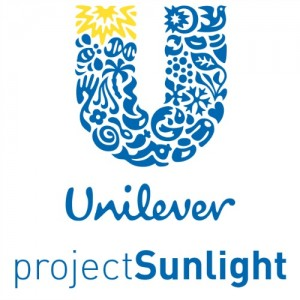 Unilever Project Sunlight logo