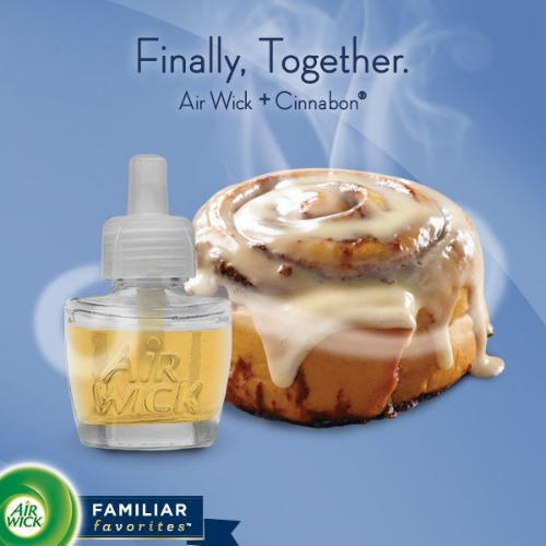 Air Wick Familiar Favorites - Cinnabon