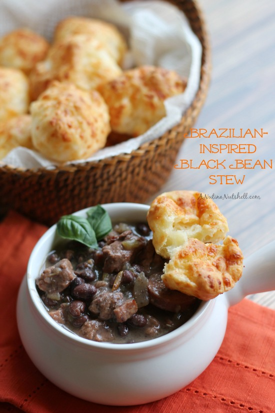 Brazilian_inspired Black Bean Stew