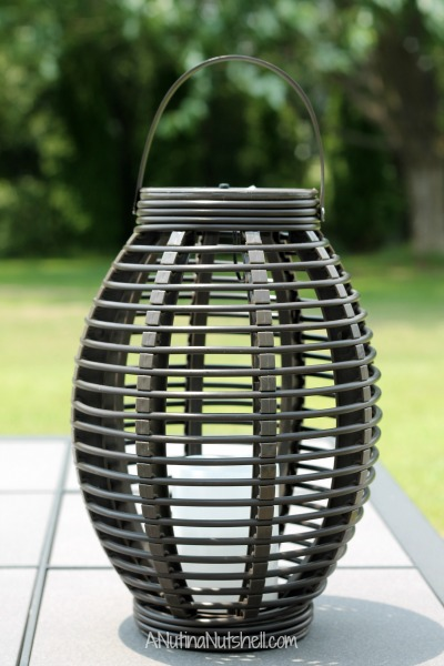 Kohl's Outdoor - Solar Lantern