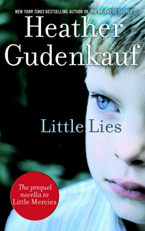 Little Lies - Heather Gudenkauf - book cover