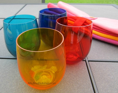 Sonoma outdoor glasses set - Kohl's