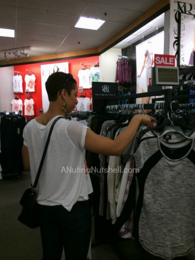 back to school shopping - kohl's