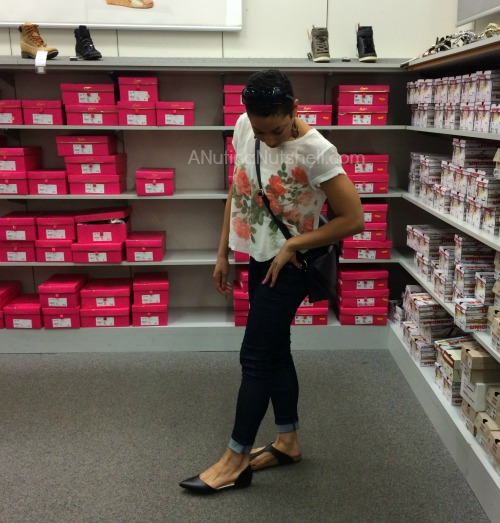 dd shoe shopping Kohl's