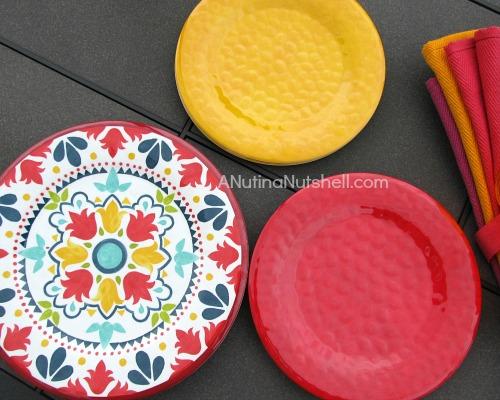 summer melamine plates - Kohl's outdoor