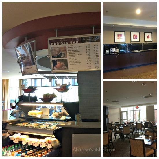 Cambria Suites Barista Bar-cafe