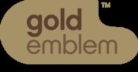 Gold Emblem logo