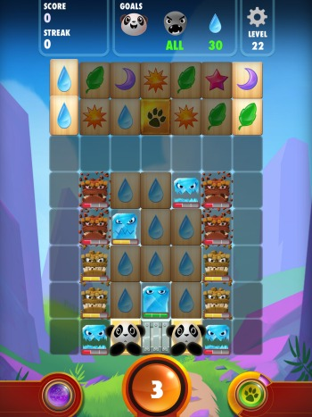 level 22 Panda Pandamonium