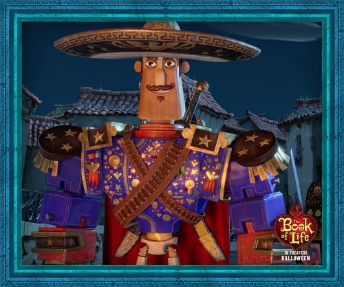 Book of Life art 2