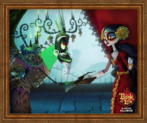 Book of Life art