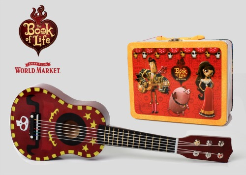 Book of Life prize pack