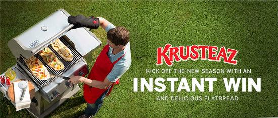 Krusteaz Instant Win