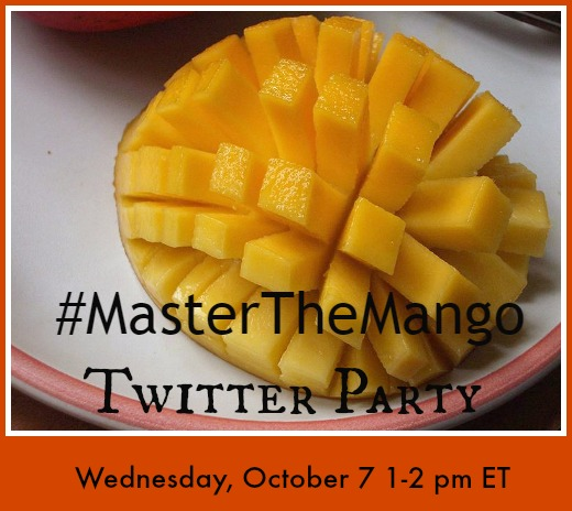 #MasterTheMango