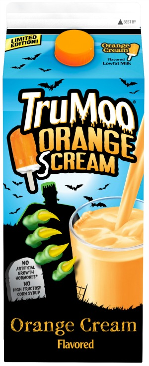 Orange Scream Carton