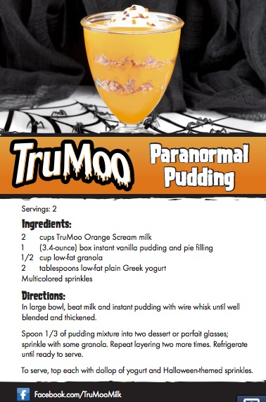 Paranormal Pudding TruMoo