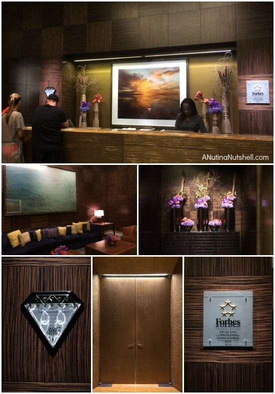 ARIA Sky Suites private concierge