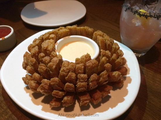 Bloomin' Onion- Outback Steakhouse