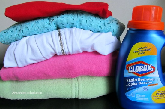 Clorox 2 Stain Remover and Color Booster